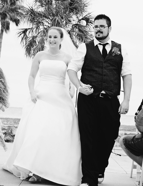 Wedding Photo B/W