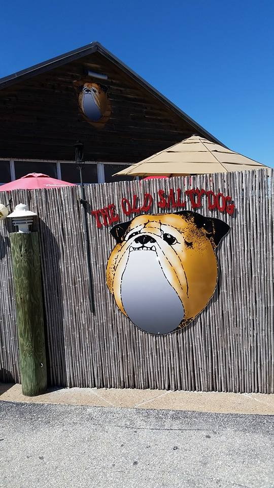 The Old Salty Dog Restaurant
