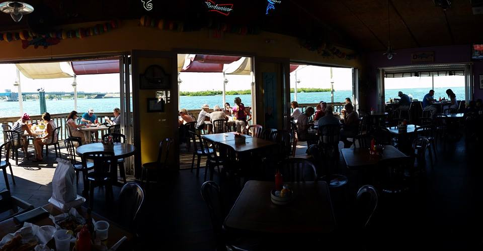 Panoramic View of The Old Salty Dog on City Island