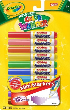 Crayola Color Wonder Mini Markers $4.47