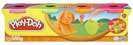 Play-Doh 4-Pack $7.72
