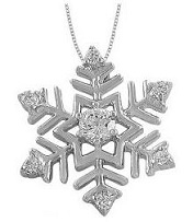 Snowflake Necklace $19.97