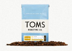 TOMS Coffee $12.99-13.99