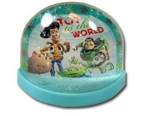 Toy Story Snowglobe $5.29